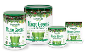 Macro Greens 284 gms 30 serves