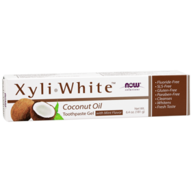 XyliWhite Toothpaste Gel 181g Coconut Mint Flavour